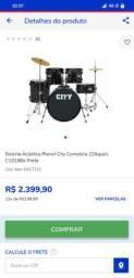 R$ 1.000 bateria City