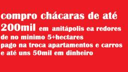 Compro Chácaras anitapolis