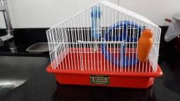 Gaiola para hamster nova São Carlos