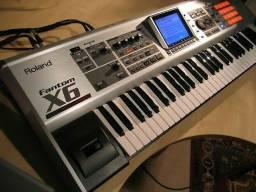 Roland fantom x6 ( pra sair hoje)