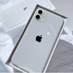 Vendo iPhone 11 64g branco