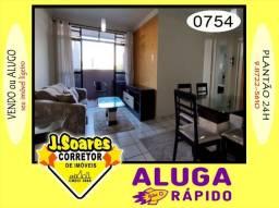 Tambauzinho, Mobiliado, 3 qts, ste, 80m², R$ 1700 C/Cond,Aluguel, Apartamento, João Pessoa