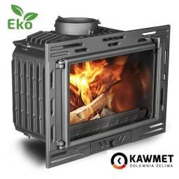 Lareira Ferro Fundido para embutir Kawmet