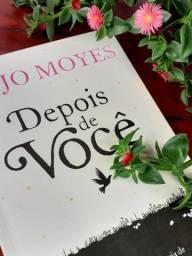 Livro: Depois de você - Jojo Moyes