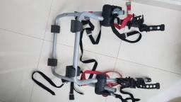 Suporte de carro para bike - TransBike Eqmax zx para 3 bicicletas