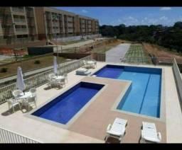 Apto condomínio clube - Mirueira- 800,00