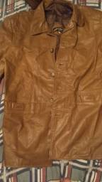 Título do anúncio: Jaqueta de couro tevah tamanho P
