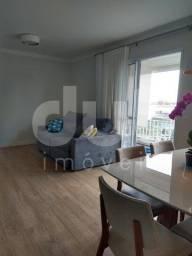 Apartamento à venda com 3 dormitórios em Parque prado, Campinas cod:AP013364