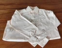 Camisa Social Masculina (estoque brechó)