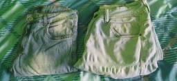 Duas calças jeans por 40$