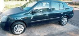 Vendo/Troco Renault Clio Sedan Expression 1.6 16V ano: 2003/2004