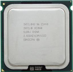Socket 775  intel xeon e5440  quadcore 4 nucleos  4 threads