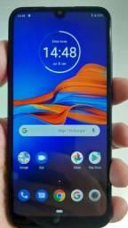 Motorola 64gb em perfeito estado sem defeitos