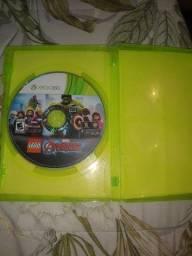 Lego Marvel avengers para Xbox 360