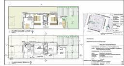 Casa em Jardim Magnólia, Patos/PB de 67m² 2 quartos à venda por R$ 65.000,00