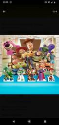 Banner com display toy story