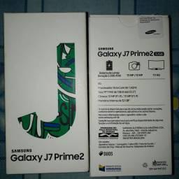 SAMSUNG GALAXY J7 PRIME 2 COM TV NOVO