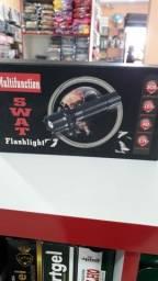 Lanternas táticas profissional