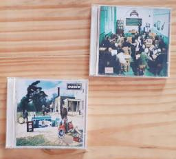 CD Oasis Be Here Now + The Masterplan