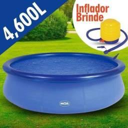 Vendo piscina 4.600 Litros da marca mor