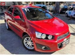 Chevrolet Sonic 2014 1.6 ltz sedan 16v flex 4p automático