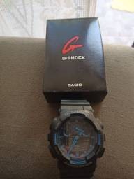 Relógio Casio G-SHOCK GA 100 usado