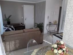 Apartamento com dois dormitórios todo mobiliado no Perequê em Porto Belo - Cód. 7A