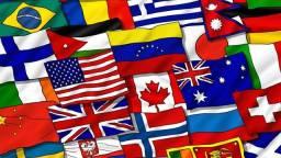 Curso completo com vários idiomas à sua escolha.