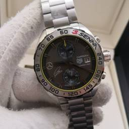 Relógio Tag Heuer Carrera Senna Mercedes