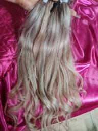Mega hair loiro 399,00