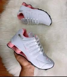 Promoção Tênis Nike Shox 4 Molas Feminino