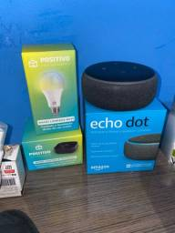 Kit Alexa e dispositivos positivo