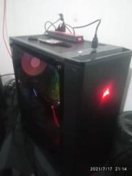 Pc Gamer i5 9400f + GTX 1660 Super + 16GB Ram - Roda Tudo