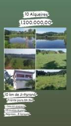 Chácara 10 alqueires em Ji-Paraná