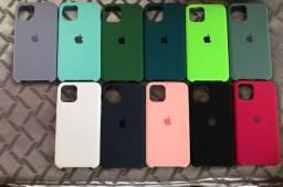 Capa iPhone 11 Pro cores raras entrega grátis case iPhone 11 pro