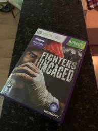 Jogo xbox 360 fighters uncaged