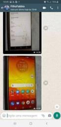 Celular Motorola E5 16g de memória