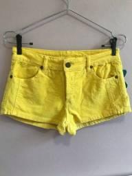 Lindos shorts e saia