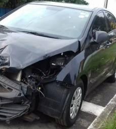 Sucata Hyundai hb20 1.6 16v 2017 só mecânica s.m