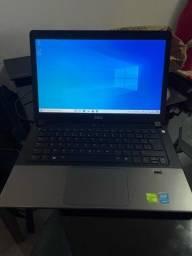 Notebook Dell vostro 5470 i7