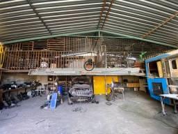 Galpão/Depósito/Armazém para venda possui 360 metros quadrados em Santa Branca - Belo Hori