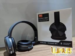 Fone De Ouvido Bluetooth com Mic
