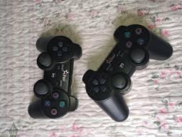 Vídeo game com manual impecável