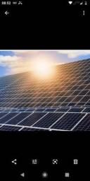Vendedor com experiência em energia solar fotovoltaica