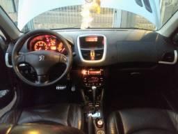 Peugeot passion 207 1.6 16v  automático