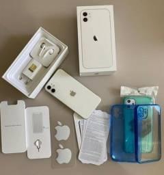 Iphone 11 128GB - Novo Completo