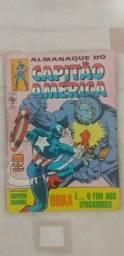 Capitão América n° 82 - Editora Abril
