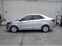 Ford-2020 KÁ 1.5 Sedan *Se Plus* 12V -Flex-(Automático)-Único Dono! Garantia Fábrica!!