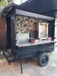 Carretinha food truck