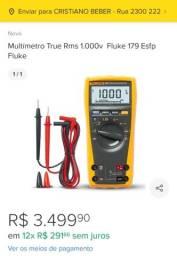 Torro Multimetro Fluke 179